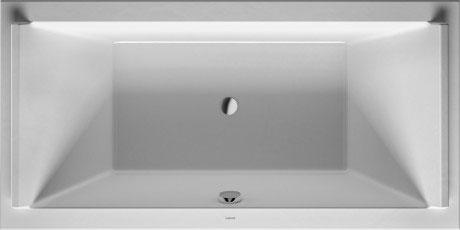 Ultra Starck badekar og brusekar   Duravit WR58