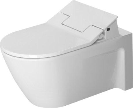 starck 2 v gmonteret toilet sensowash 253359 duravit. Black Bedroom Furniture Sets. Home Design Ideas