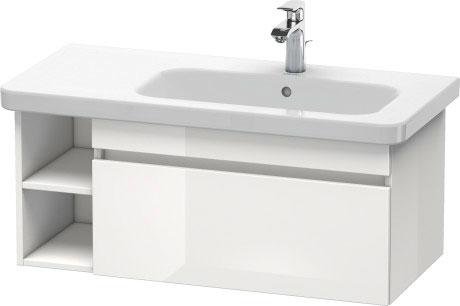 DuraStyle Håndvask til møbel asymmetrisk #232610 | Duravit