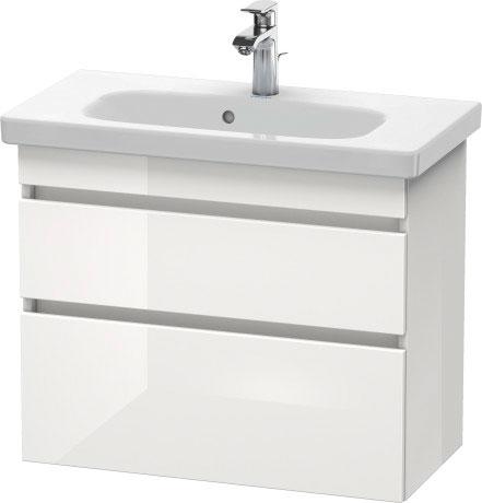 DuraStyle Håndvask compact til møbel #233778 | Duravit