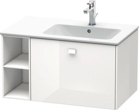 ME by Starck Håndvask til møbel asymmetrisk #234683 | Duravit