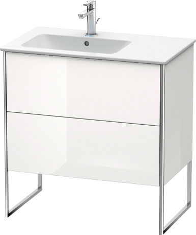 ME by Starck Håndvask til møbel asymmetrisk #234583 | Duravit