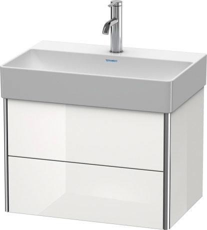 DuraSquare Håndvask compact til møbel #235660 | Duravit